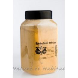 PIGMENT OCRE JAUNE FONCE (700 g)
