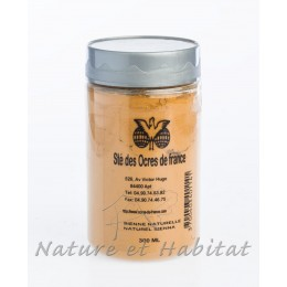 PIGMENT OCRE SIENNE NATURELLE (400 g)