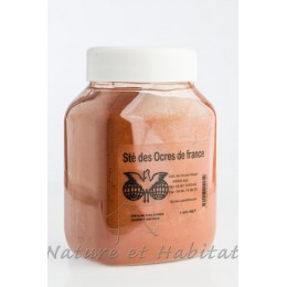 PIGMENT OCRE SIENNE CALCINEE (1 kg)