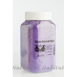 PIGMENT OX. VIOLET OUTREMER (1 kg)