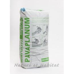 PAVAPLANUM Produit d'égalisation à base d'argile expansée 40 l / 28.7 kg R = 0,5