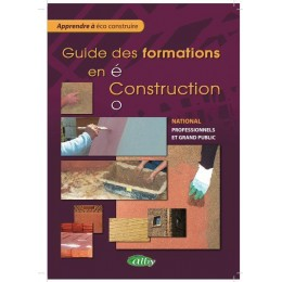 GUIDE FORMATIONS ECO CONSTRUCTION