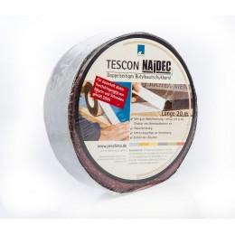 TECSON NAIDEC BANDE BUTYL 50 MM X 20 M