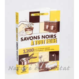 SAVONS NOIRS À TOUT FAIR