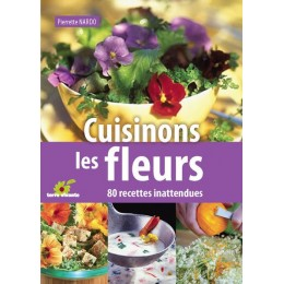 cuisinons les fleurs