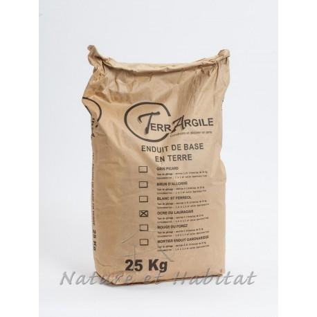 ENDUIT DE BASE BLANC SAINT FERREOL 25 KG