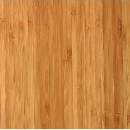 Parquet contrecollé système Click TOPBAMBOO MOSO Vertical vernis Caramel micro chanfrein G04 960 x 128 x 10 mm
