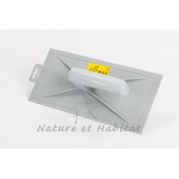 PLATOIR A GRESER ABS GRIS 300X140