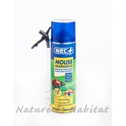 NEC + MOUSSE STP MANUELLE 500 ML