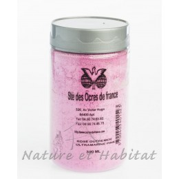 PIGMENT OXYDE ROSE OUTREMER (300 ml)