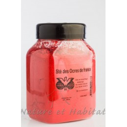 PIGMENT OX. ROUGE SF (1 kg)