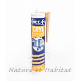 NEC + CRYL JOINTS FISSURES BRUN 310 ML