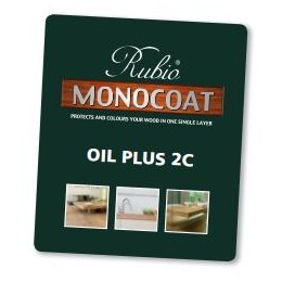 Rubio Oil Plus 2C en 1.3L Transparent