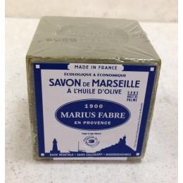 Savon de Marseille LAVOIR 200 g à l'huile d'olive filmé