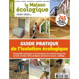 GUIDE PRATIQUE DE L'ISOLATION ECOLOGIQUE