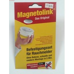 MAGNETOLINK set de fixation pour détecteur de fumée