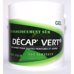 DECAPANT DECAP' VERT GEL BIOROX - 2.5 L